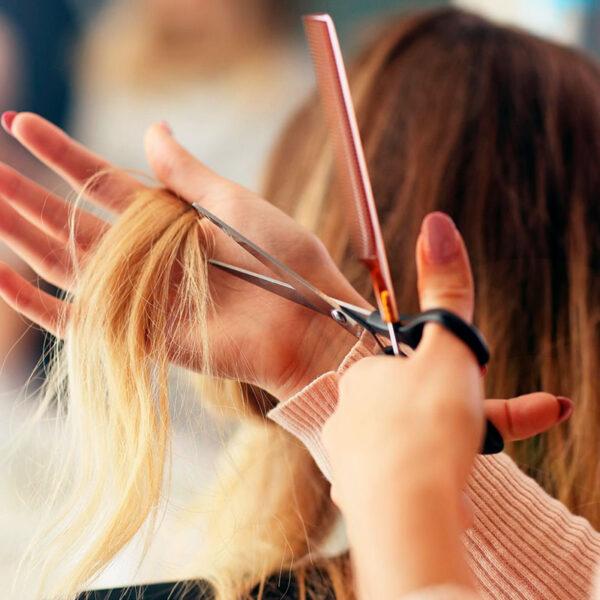 Стрижка волос, обучение