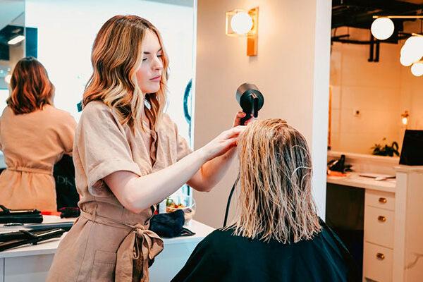 Обучение парикмахеров, практика