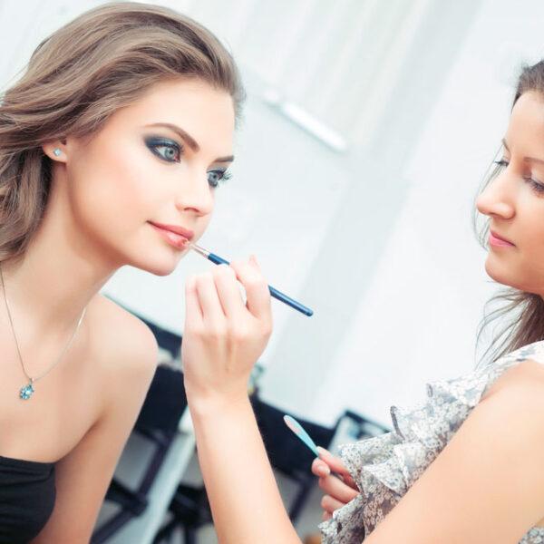Обучение макияжу, практический курс