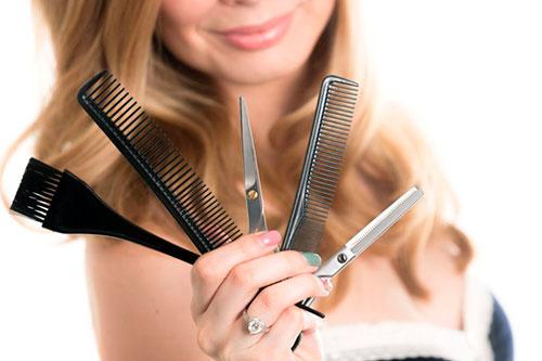 Курсы парикмахера для начинающих
